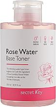Parfüm, Parfüméria, kozmetikum Rózsavíz alapú tonik - Secret Key Rose Water Base Toner
