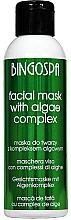 Parfüm, Parfüméria, kozmetikum Alga arcmaszk - BingoSpa Cleansing Moisturizing Mask
