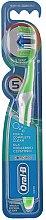 Parfüm, Parfüméria, kozmetikum Fogkefe, zöld - Oral-B Complete 5 Ways Clean 40 Medium