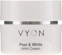 Parfüm, Parfüméria, kozmetikum Arckrém - Vyon Peel and White AHA Cream