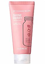 Parfüm, Parfüméria, kozmetikum Arctisztító hab - The Saem My Cleanse Recipe Cleansing Foam-Shine Berry