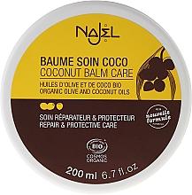 """Parfüm, Parfüméria, kozmetikum Testápoló balzsam """"Kókuszdió"""" - Najel Coconut Care Balm"""