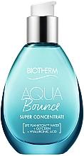 Parfüm, Parfüméria, kozmetikum Hidratáló kúra - Biotherm Aqua Bounce Super Concentrate Plump