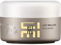 Parfüm, Parfüméria, kozmetikum Pomádé fénylő és selymes hajért - Wella Professionals EIMI Just Brilliant Shine Pomade