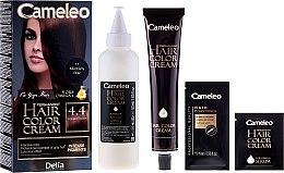 Parfüm, Parfüméria, kozmetikum Hajfesték argánolajjal - Delia Cameleo