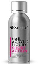 Parfüm, Parfüméria, kozmetikum Akril folyadék - Silcare Nail Acrylic Liquid Comfort Shot Action