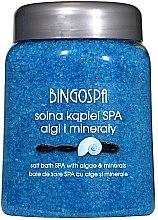 Parfüm, Parfüméria, kozmetikum Fürdősó tengeri algával és ásványokkal - BingoSpa