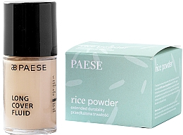 Parfüm, Parfüméria, kozmetikum Készlet - Paese (fluid/30ml + powder/10g)