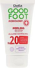 Parfüm, Parfüméria, kozmetikum Lábradír - Delia Cosmetics Good Foot Podology Nr 2.0
