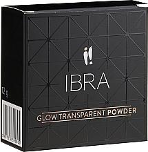 Parfüm, Parfüméria, kozmetikum Világosító porpúder arcra - Ibra Glow Transparent Powder (3)