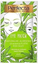 Parfüm, Parfüméria, kozmetikum Szemtapasz - Perfecta Eye Patch Aloe & Vitamins