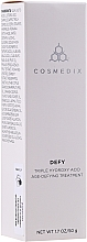 Parfüm, Parfüméria, kozmetikum Öregedésgátló hámlasztó krém - Cosmedix Defy Triple Hydroxy Acid Age-Defying Treatment