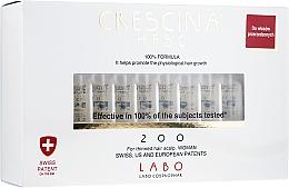 Parfüm, Parfüméria, kozmetikum Hajnövekedés helyreállító szer nőknek 200 - Labo Crescina HFSC 200 Re-Growth Woman