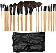 Parfüm, Parfüméria, kozmetikum Professzionális sminkecset szett 24 db - Tools For Beauty