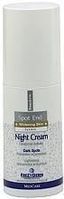 Parfüm, Parfüméria, kozmetikum Világosító éjszakai krém - Frezyderm Spot End Night Cream