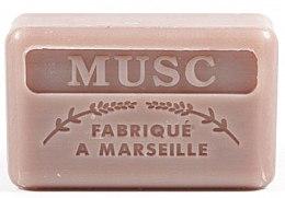 """Parfüm, Parfüméria, kozmetikum Marseillaise szappan """"Pézsma"""" - Foufour Savonnette Marseillaise Musc"""