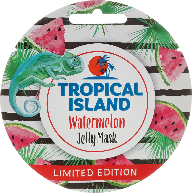 "Arcmaszk ""Görögdinnye"" - Marion Tropical Island Watermelon Jelly Mask"