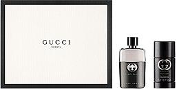 Parfüm, Parfüméria, kozmetikum Gucci Guilty Pour Homme - Szett (edt/50ml + deo/75ml)