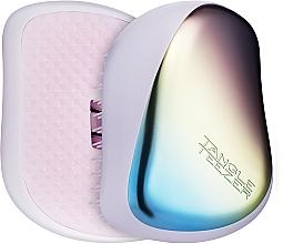 Parfüm, Parfüméria, kozmetikum Kompakt fésű - Tangle Teezer Compact Styler Pearlescent Matte
