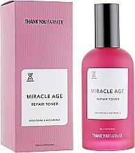 Parfüm, Parfüméria, kozmetikum Regeneráló anti-age arctonik - Thank You Farmer Miracle Age Tooner
