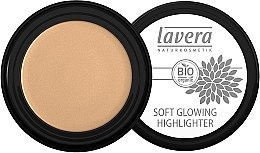 Parfüm, Parfüméria, kozmetikum Highlighter arcra - Lavera Soft Glowing Cream Highlighter