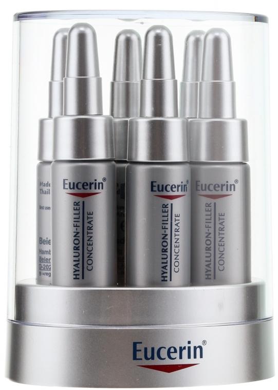 Ampullák hialuronsaval - Eucerin Hyaluron-Filler Concentrate — fotó N3