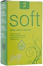 Parfüm, Parfüméria, kozmetikum Lágy dauer vékony és festett hajra - Vitality's Soft №2