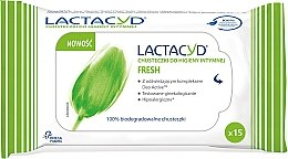 Parfüm, Parfüméria, kozmetikum Intim törlőkendő - Lactacyd Fresh Intimate Wipes