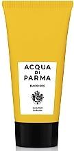 Parfüm, Parfüméria, kozmetikum Szakál sampon - Acqua Di Parma Barbiere