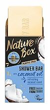 Parfüm, Parfüméria, kozmetikum Tusoló szappan kókusz olajjal - Nature Box Coconut Oil Shower Bar