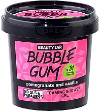 "Parfüm, Parfüméria, kozmetikum Tusoló gél ""Bubble Gum"" - Beauty Jar Foaming Shower Gel"