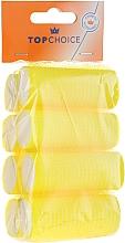 """Parfüm, Parfüméria, kozmetikum Tépőzáras hajcsavaró """"Velcro"""" 25mm, 8db, 3387 - Top Choice"""