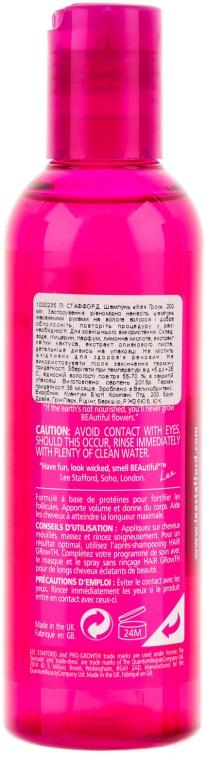 Hajnövesztő sampon - Lee Stafford Hair Growth Shampoo — fotó N2