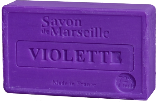 """Természetes szappan """"Ibolya"""" - Le Chatelard 1802 Soap Violet"""