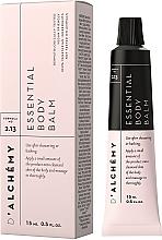 Parfüm, Parfüméria, kozmetikum Testápoló balzsam - D'Alchemy Essential Body Balm (mini)