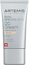 Parfüm, Parfüméria, kozmetikum CC-krém - Artemis of Switzerland Skin Specialists CC Cream
