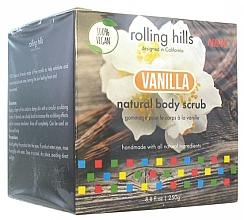 """Parfüm, Parfüméria, kozmetikum Testradír """"Vanília"""" - Rolling Hills Gommage Corps Naturel"""
