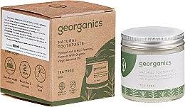 Parfüm, Parfüméria, kozmetikum Természetes fogkrém - Georganics Tea Tree Natural Toothpaste
