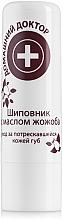 Parfüm, Parfüméria, kozmetikum Ajakápoló csipkebogyó és jojobaolajjal - Házi Orvos