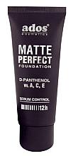Parfüm, Parfüméria, kozmetikum Mattító alapozó - Ados Matte Perfect Foundation