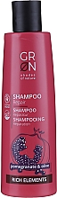 Parfüm, Parfüméria, kozmetikum Sampon - GRN Rich Elements Pomegranate & Olive Repair Shampoo
