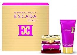 Parfüm, Parfüméria, kozmetikum Escada Especially Elixir - Szett (edp 30ml + b/l 50ml)