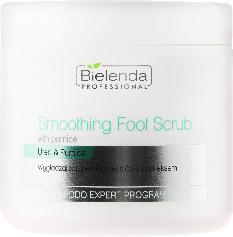 Lábradír - Bielenda Professional Podo Expert Program Smoothing Foot Scrub With Urea and Pumice