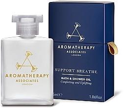 Parfüm, Parfüméria, kozmetikum Olaj fürdéshez - Aromatherapy Associates Support Breathe Bath & Shower Oil