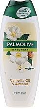 Parfüm, Parfüméria, kozmetikum Tusfürdő - Palmolive Naturals Camellia Oil & Almond Shower Gel
