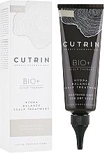 Parfüm, Parfüméria, kozmetikum Hidratáló gél-krém - Cutrin Bio+ Hydra Balance Scalp Treatment