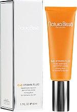 Parfüm, Parfüméria, kozmetikum Vitamin emulzíó zsíros és kombinált bőrre - Natura Bisse C+C Vitamin Fluid SPF 10