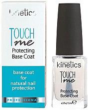 Parfüm, Parfüméria, kozmetikum Alaplakk - Kinetics Touch Me Protecting Base Coat