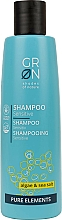 """Parfüm, Parfüméria, kozmetikum Sampon """"Algák és tengeri só"""" - GRN Pure Elements Sensitive Algae & Sea Salt Shampoo"""