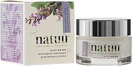 Parfüm, Parfüméria, kozmetikum Éjszakai szérum zsálya kivonattal - Natuu Smooth & Lift Night Face Serum